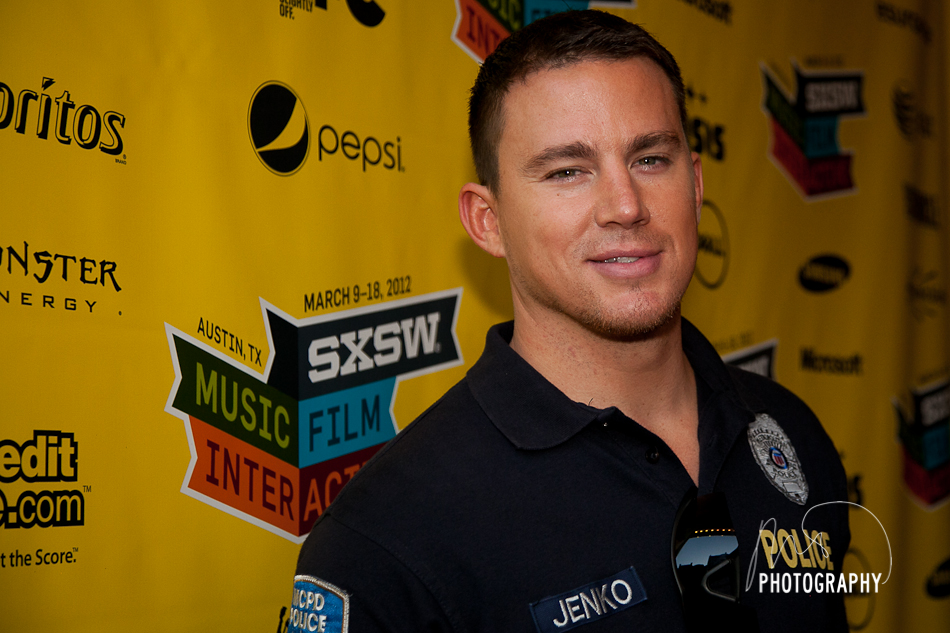Channing Tatum - Sexiest Man Alive 2012 - SXSW - Austin, Texas (1/6)