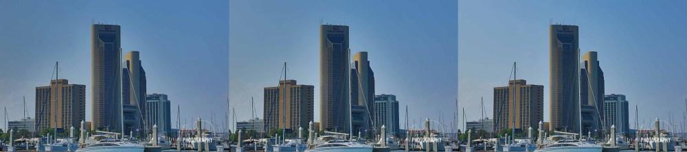 HDR - Omni Marina Bayfront Tower Hotel Corpus Christi, Texas - April 4, 2012 (1/6)
