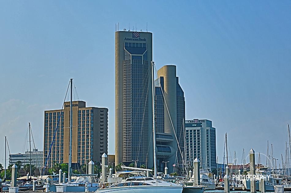 HDR - Omni Marina Bayfront Tower Hotel Corpus Christi, Texas - April 4, 2012 (5/6)