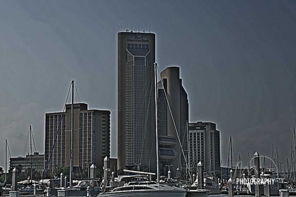 HDR - Omni Marina Bayfront Tower Hotel Corpus Christi, Texas - April 4, 2012 (6/6)