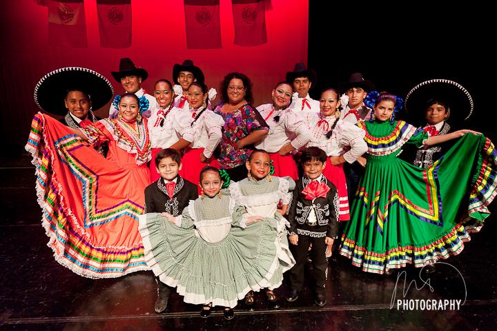Ballet Folklorico Viva Mexico - Corpus Christi, Texas - Harbor Playhouse - June 16, 2012 (1/3)