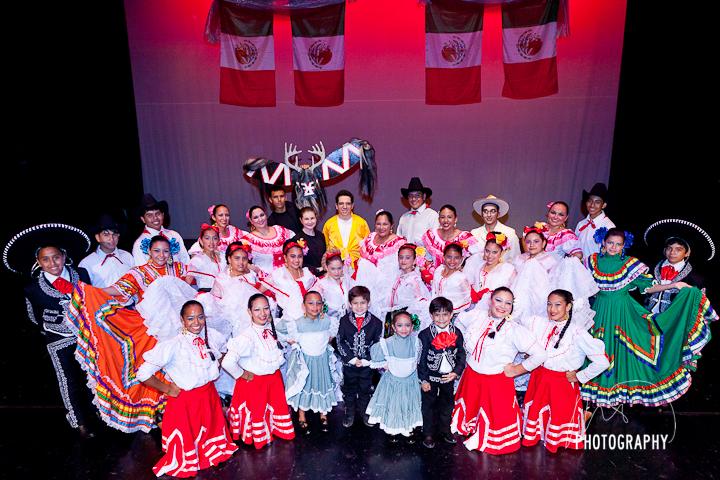 Ballet Folklorico Viva Mexico - Corpus Christi, Texas - Harbor Playhouse - June 16, 2012 (3/3)