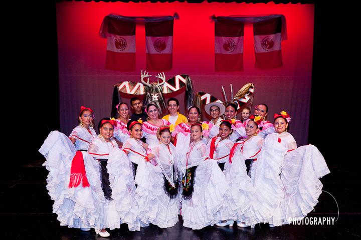Ballet Folklorico Viva Mexico - Corpus Christi, Texas - Harbor Playhouse - June 16, 2012 (2/3)