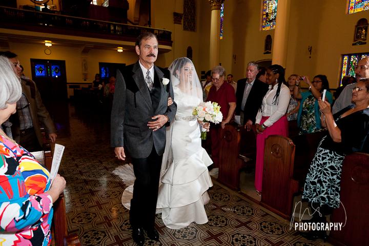 Vanessa and Demetrio Wedding - Corpus Christi, Texas - June 9, 2012 (2/6)