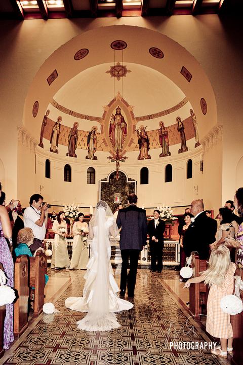 Vanessa and Demetrio Wedding - Corpus Christi, Texas - June 9, 2012 (3/6)