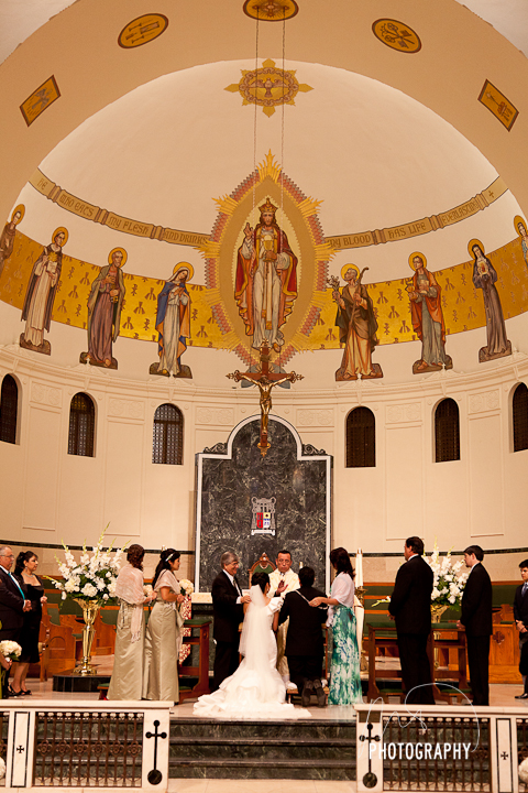 Vanessa and Demetrio Wedding - Corpus Christi, Texas - June 9, 2012 (5/6)