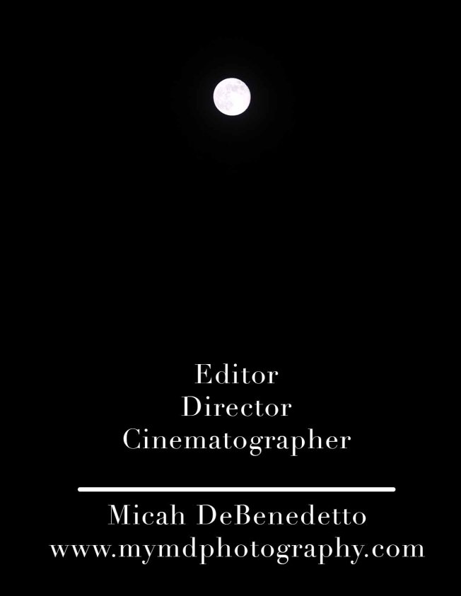 Moving Pictures Advertisement - Micah DeBenedetto - Director, Editor, Cinematographer - 2012