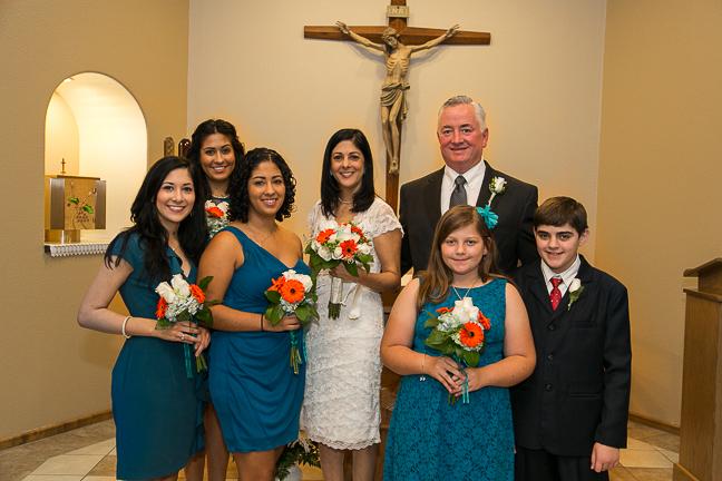 Cissy and Jimmy Piehl Wedding - November 10, 2013 - Corpus Christi, Texas (5/6)