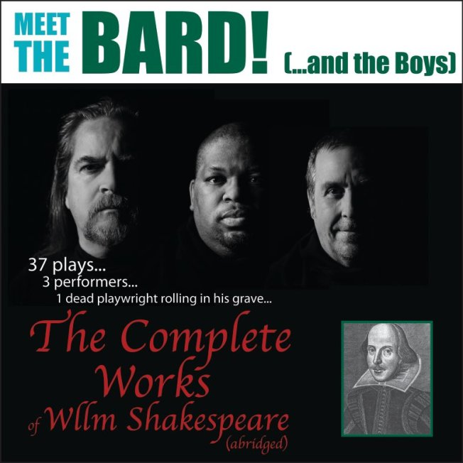 Meet the Bard! (... and the Boys!)