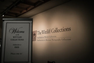 Wittliff Collections at Alkek Library on Texas State Campus