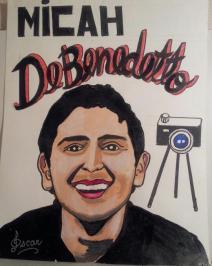Oscar Martinez Portrait