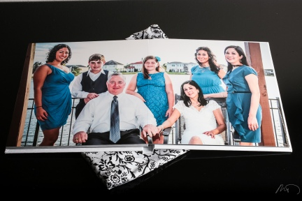 Micah DeBenedetto-MD Photography - 2013 Custom Design Wedding Album with keepsake Box and Boutique Bag-1709
