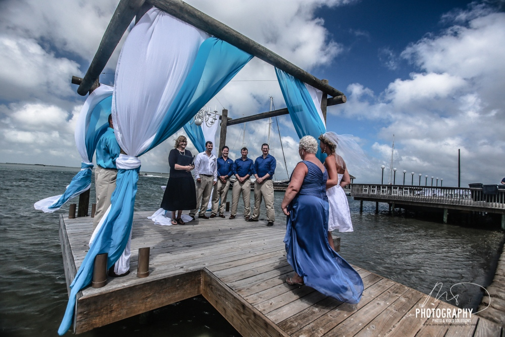 Meg and John Wedding | Mansion by the Sea, Aransas Pass, Texas | June 6, 2014 (3/6)