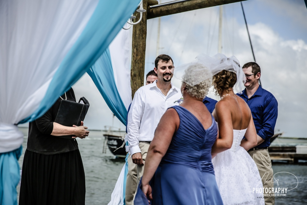 Meg and John Wedding | Mansion by the Sea, Aransas Pass, Texas | June 6, 2014 (4/6)